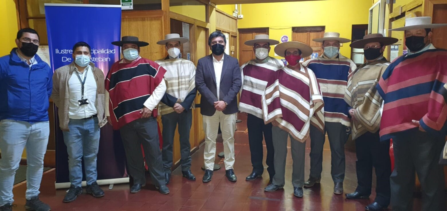 Un intenso fin de semana tuvo la Asociación San Esteban